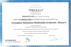 Concepteur multimedia